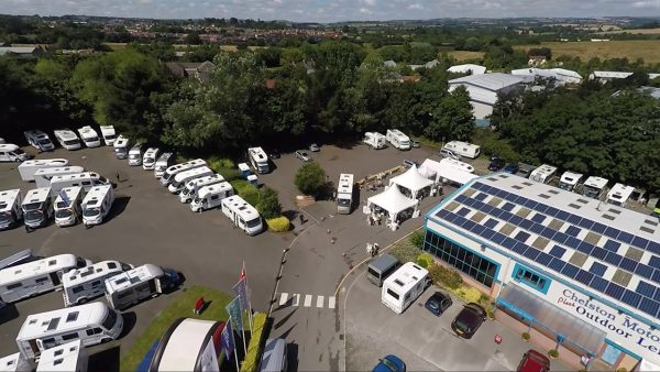 Chelston Motor Homes Video Production by Digital Cut